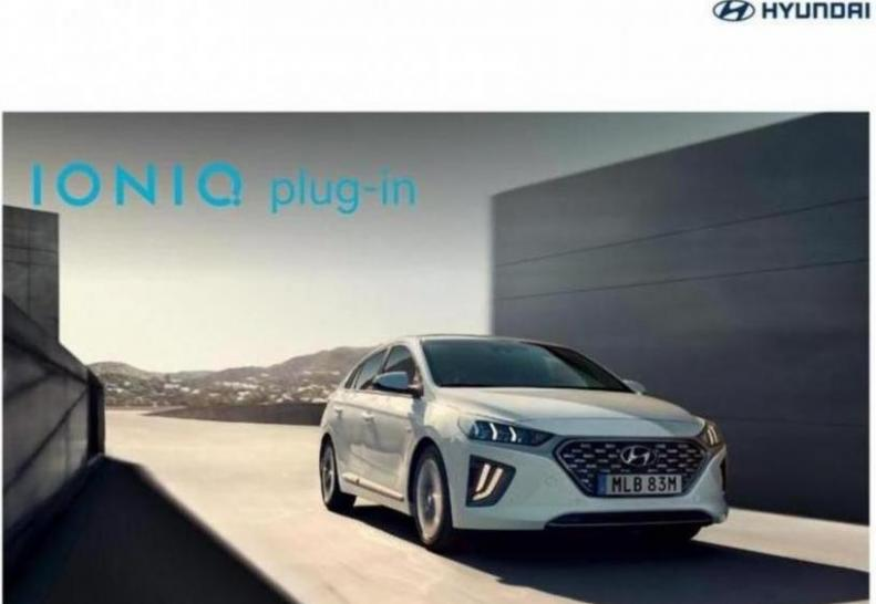 Hyundai Ioniq Plug-in . Hyundai (2020-12-31-2020-12-31)