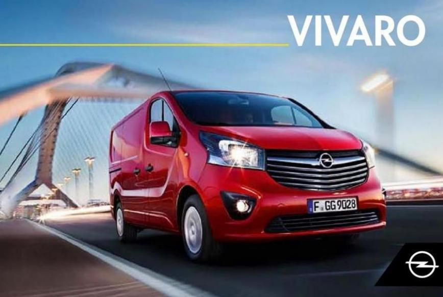 Opel Vivaro . Opel (2020-12-31-2020-12-31)