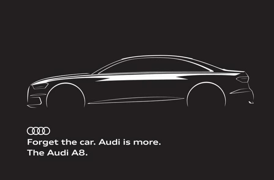 Audi A8 . Audi (2020-12-31-2020-12-31)
