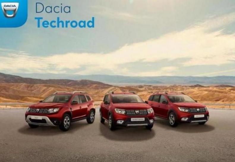 Dacia Techroad . Dacia (2020-12-31-2020-12-31)