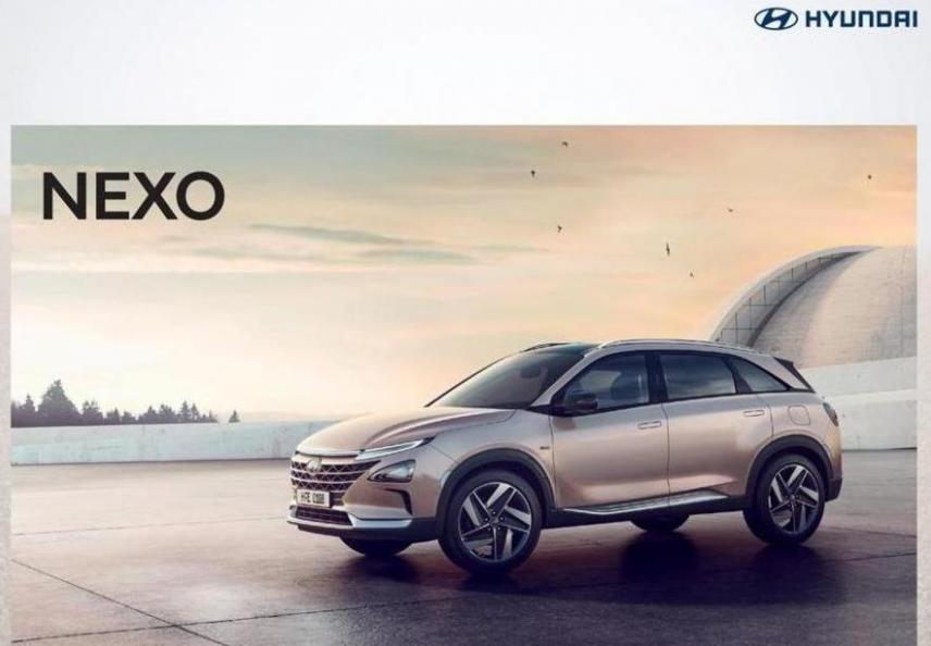 Hyundai Nexo . Hyundai (2020-12-31-2020-12-31)