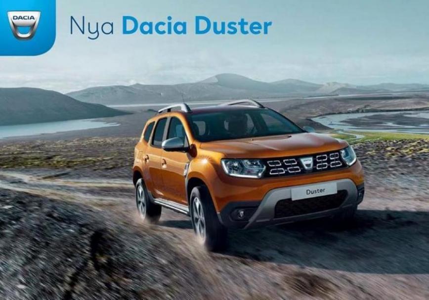 Dacia Duster . Bilia (2020-12-31-2020-12-31)