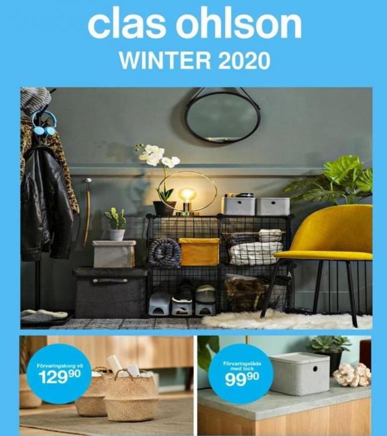 Clas Ohlson Erbjudande Winter 2020 . Clas Ohlson (2020-03-01-2020-03-01)
