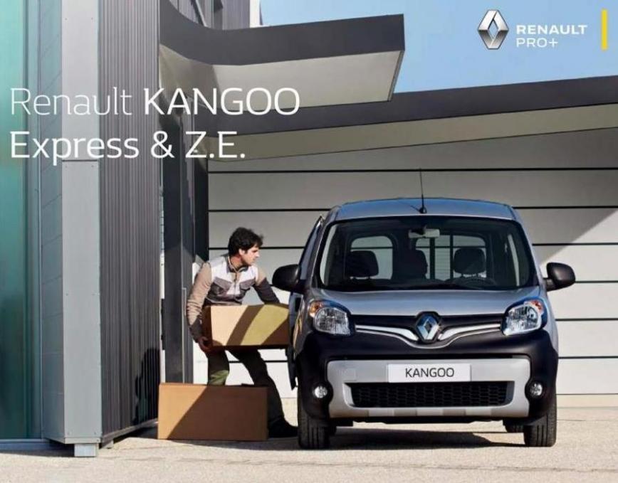 Renault Kangoo Express & Z.E. . Bilia (2020-12-31-2020-12-31)