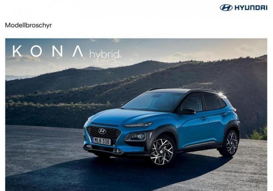 Hyundai Kona Hybrid . Hyundai (2020-12-31-2020-12-31)