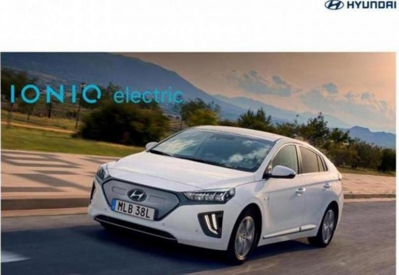 Hyundai Ioniq electric . Hyundai (2020-12-31-2020-12-31)