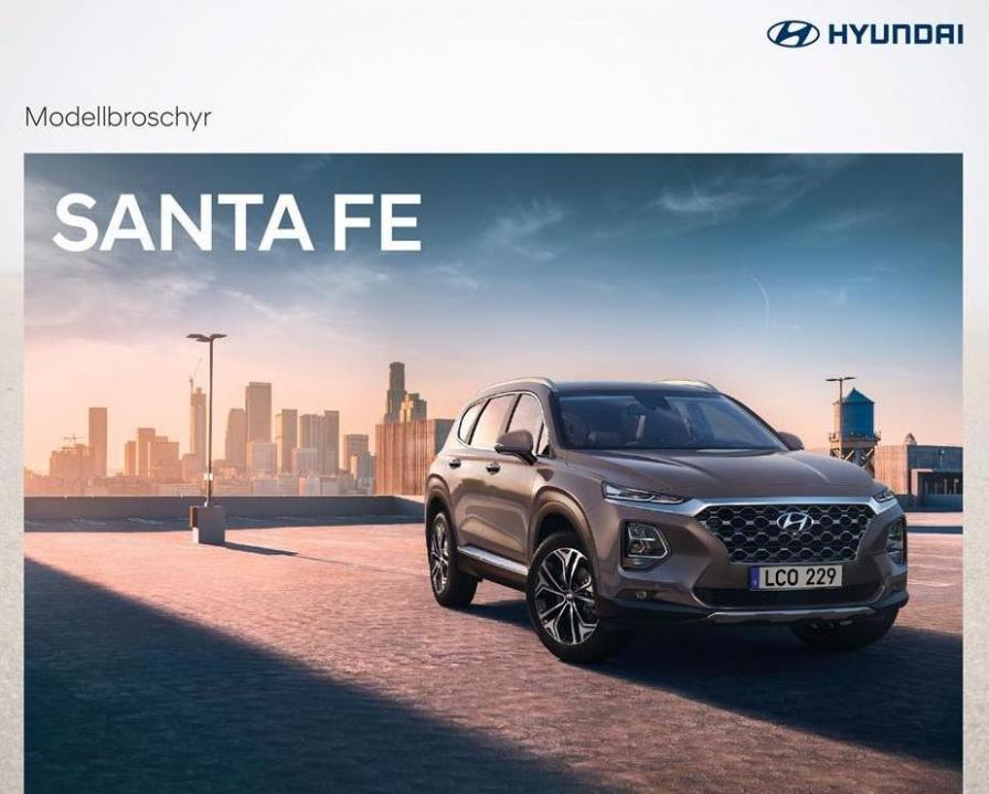 Hyundai Santa Fe . Hyundai (2020-12-31-2020-12-31)