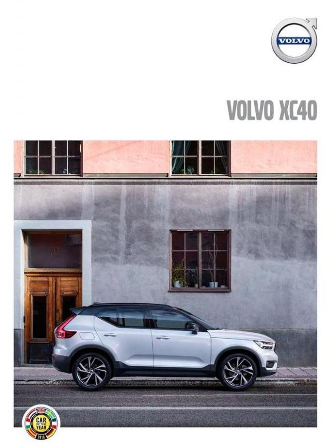 Volvo XC40 . Bilia (2020-12-31-2020-12-31)