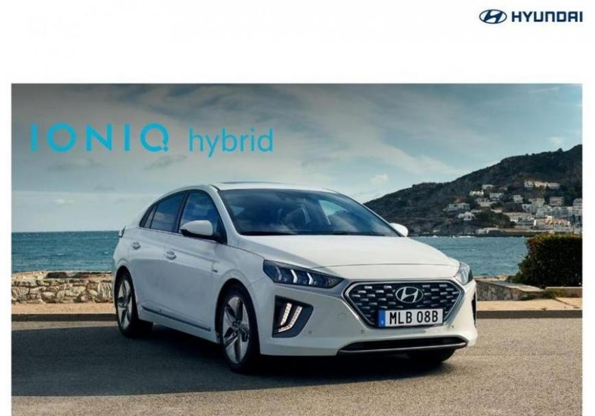 Hyundai Ioniq Hybrid . Hyundai (2020-12-31-2020-12-31)