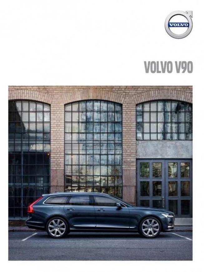 Volvo V90 . Bilia (2020-12-31-2020-12-31)