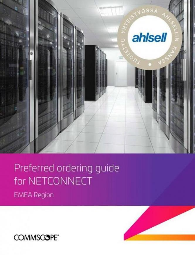 Ahlsell Erbjudande Preferred ordering guide for NETCONNECT . Ahlsell (2020-02-29-2020-02-29)