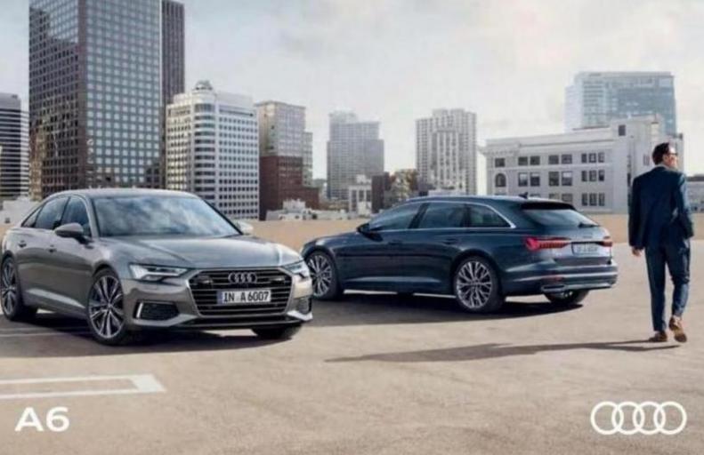 Audi A6 . Audi (2020-12-31-2020-12-31)
