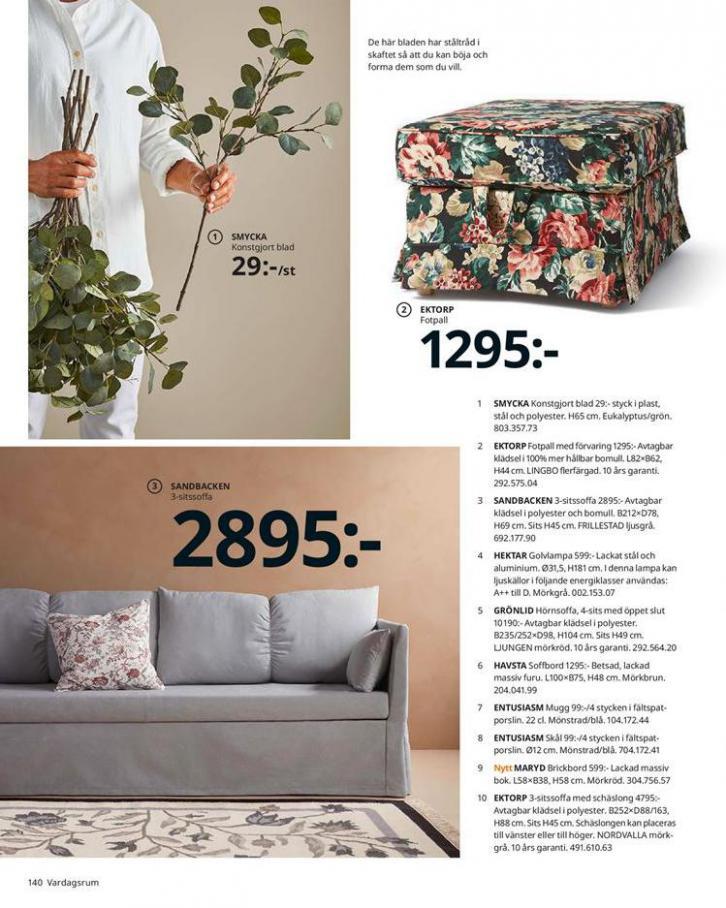 IKEA Katalogen 2020 . Page 140