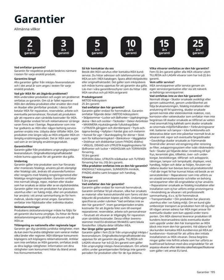 IKEA Katalogen 2020 . Page 195