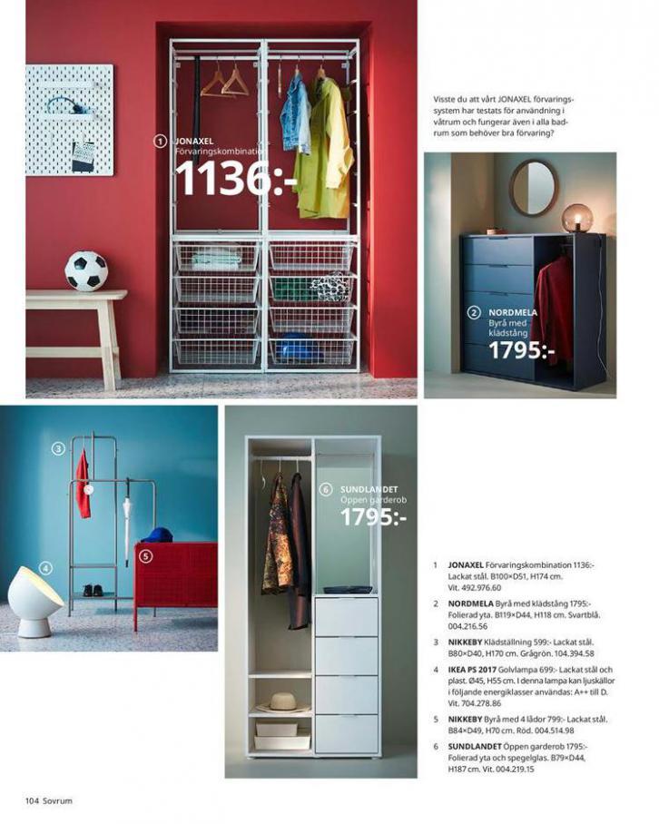 IKEA Katalogen 2020 . Page 104