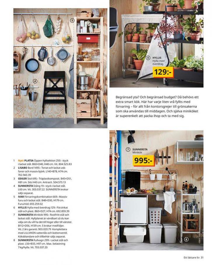 IKEA Katalogen 2020 . Page 31