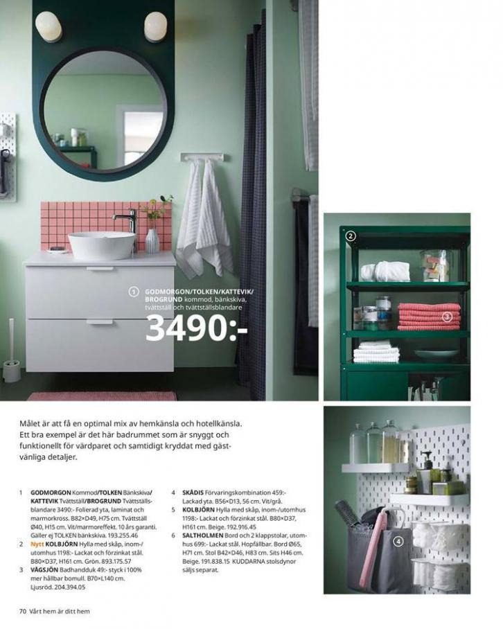 IKEA Katalogen 2020 . Page 70