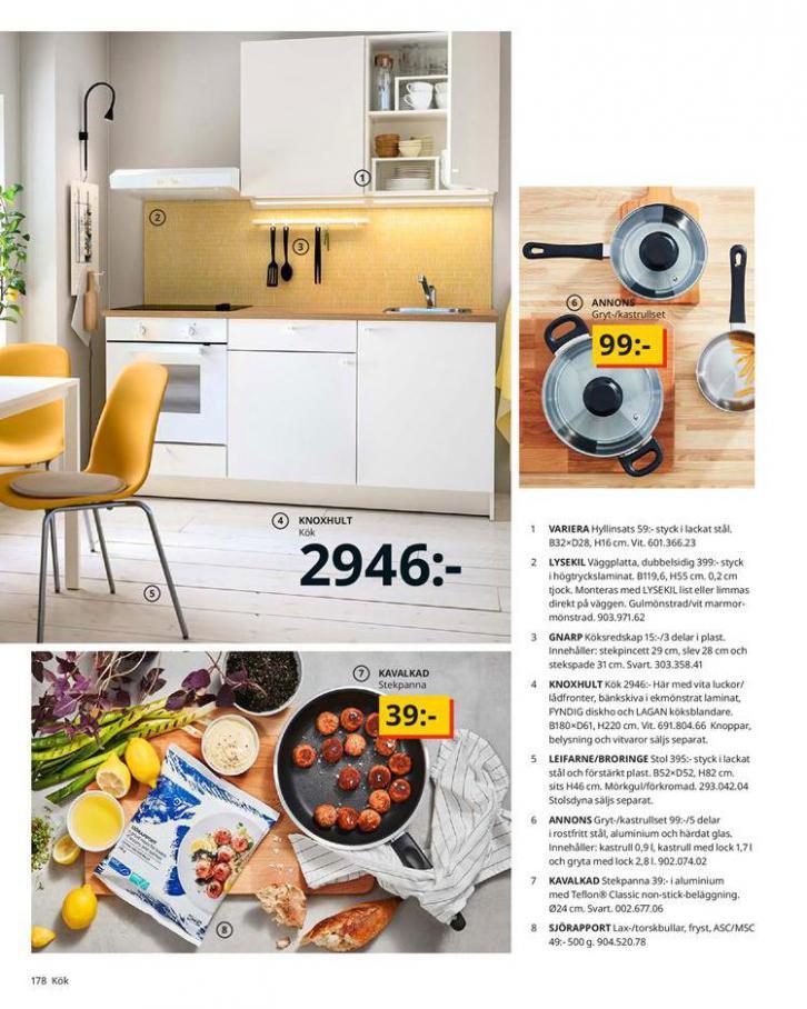 IKEA Katalogen 2020 . Page 178