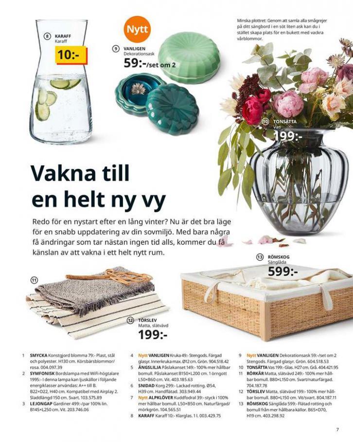 IKEA Katalogen 2020 . Page 7
