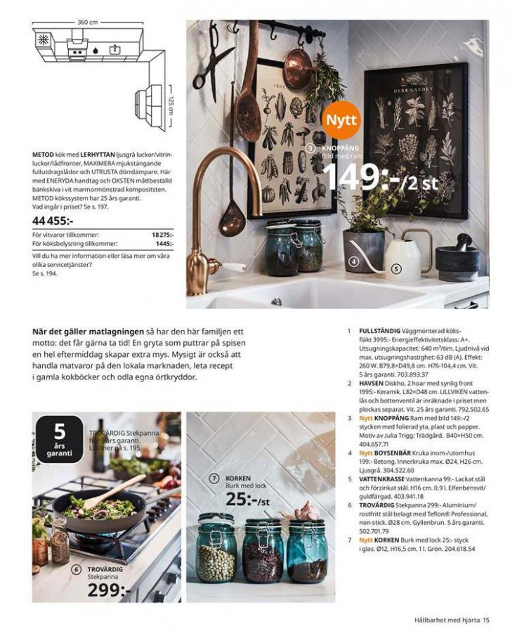 IKEA Katalogen 2020 . Page 15