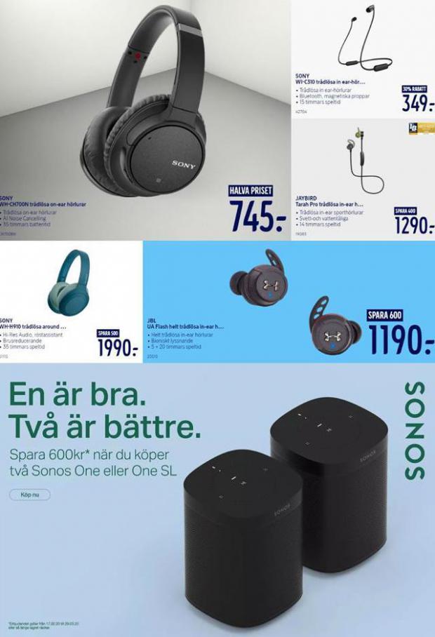 Elgiganten Erbjudande Boka Online, Hämta I Butik . Page 10
