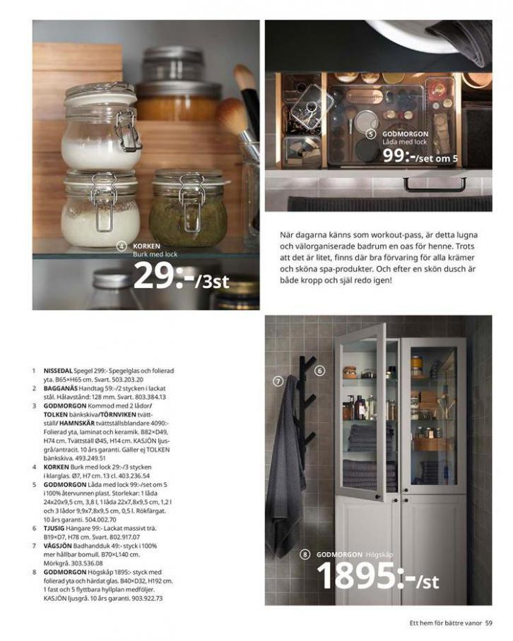IKEA Katalogen 2020 . Page 59