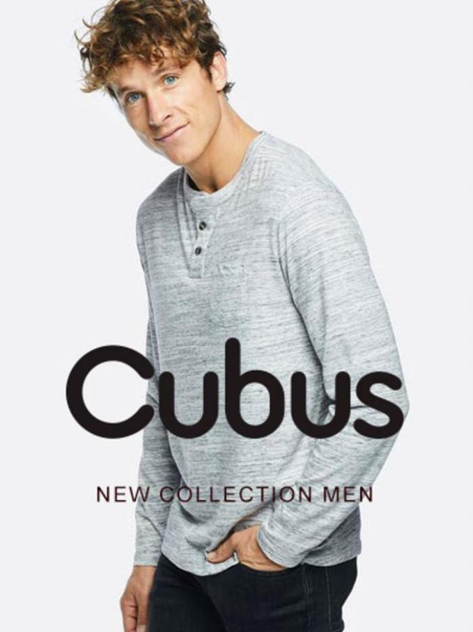 New Collection Men . Cubus (2020-04-06-2020-04-06)