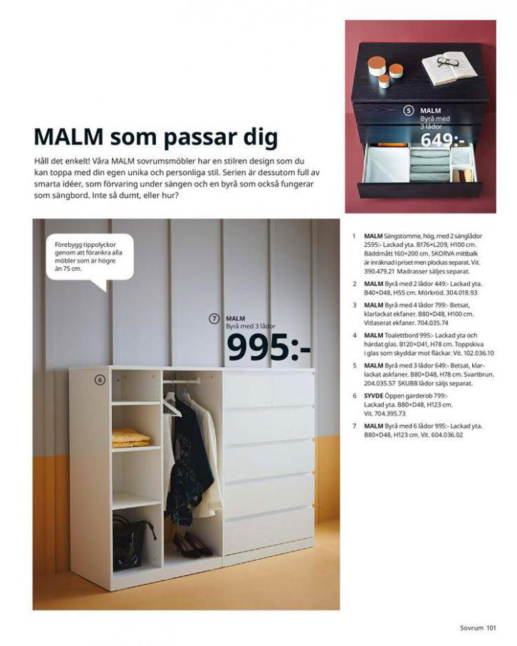 IKEA Katalogen 2020 . Page 101