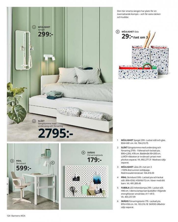 IKEA Katalogen 2020 . Page 124