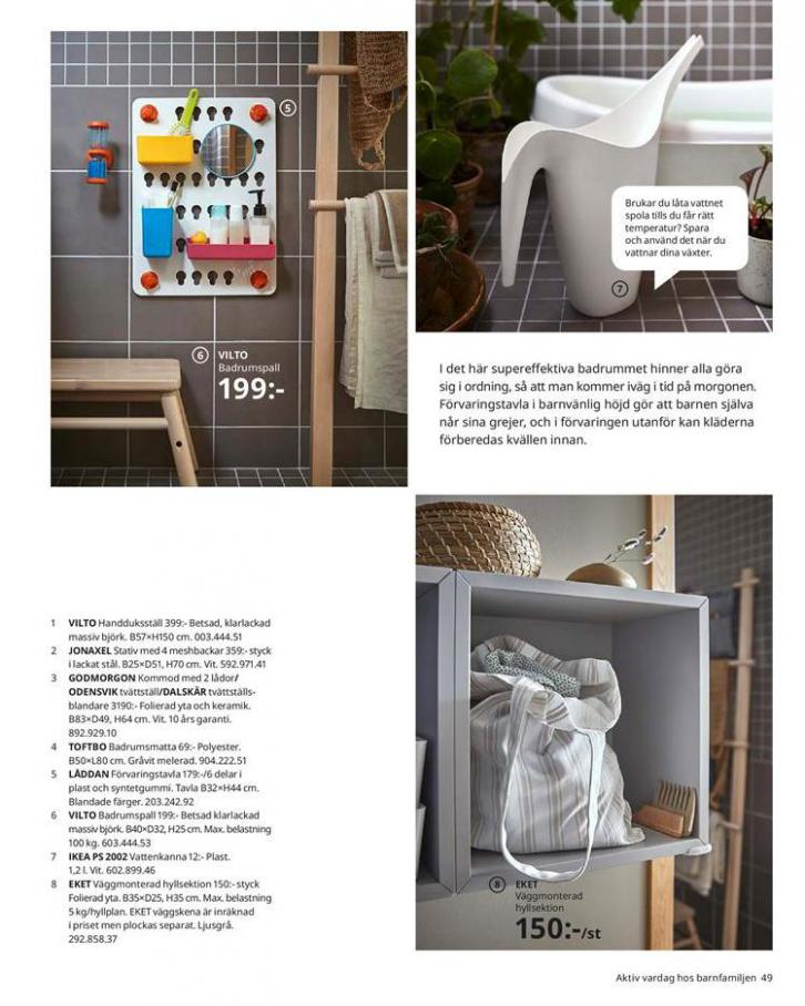 IKEA Katalogen 2020 . Page 49