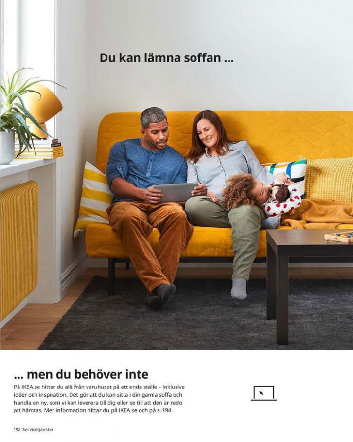 IKEA Katalogen 2020 . Page 192