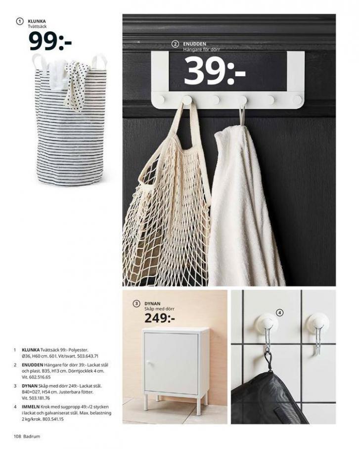 IKEA Katalogen 2020 . Page 108