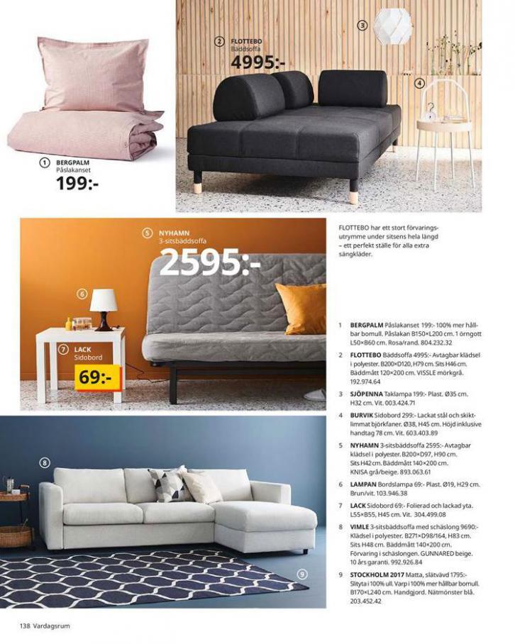 IKEA Katalogen 2020 . Page 138