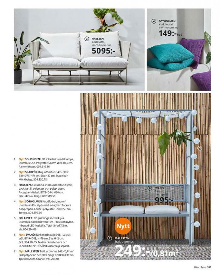 IKEA Katalogen 2020 . Page 181