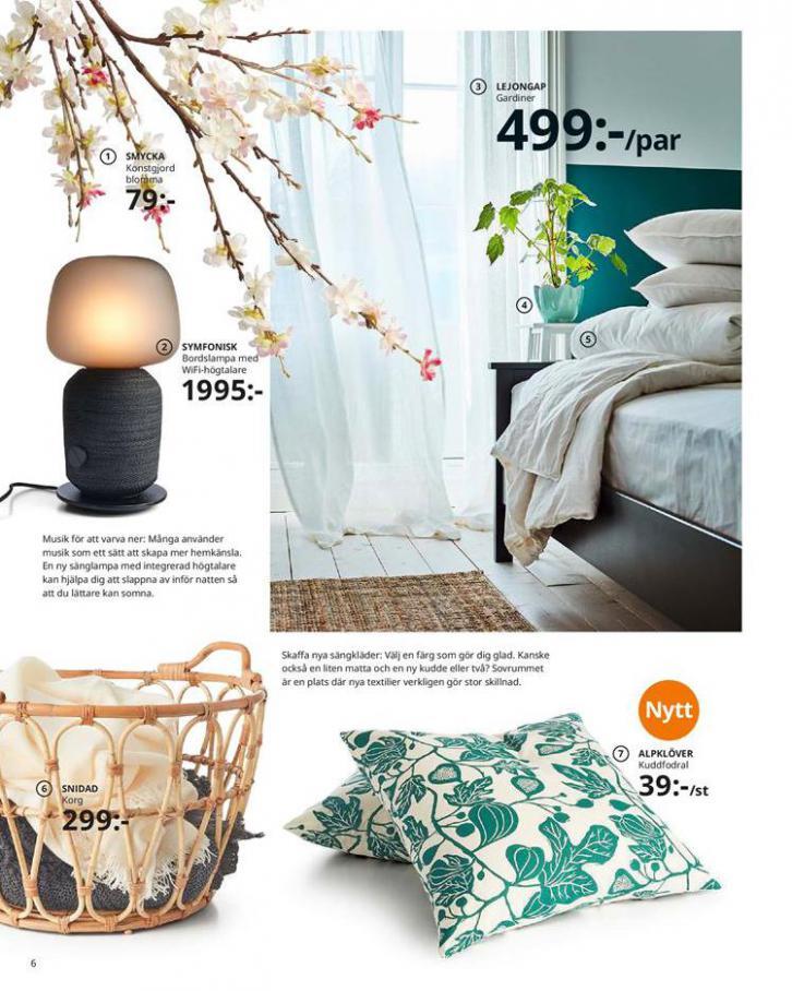 IKEA Katalogen 2020 . Page 6