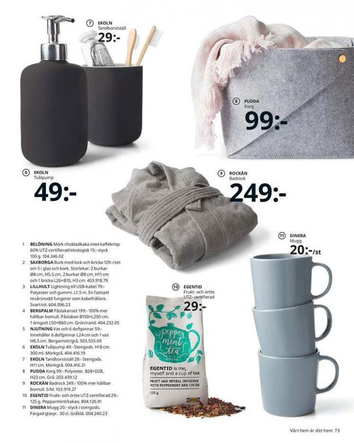 IKEA Katalogen 2020 . Page 73
