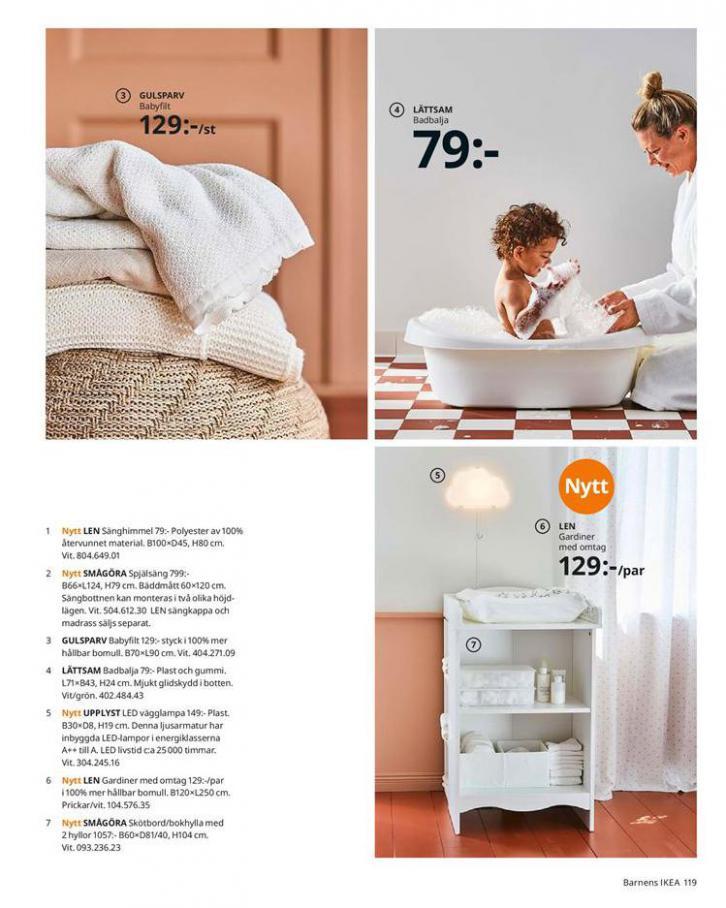 IKEA Katalogen 2020 . Page 119