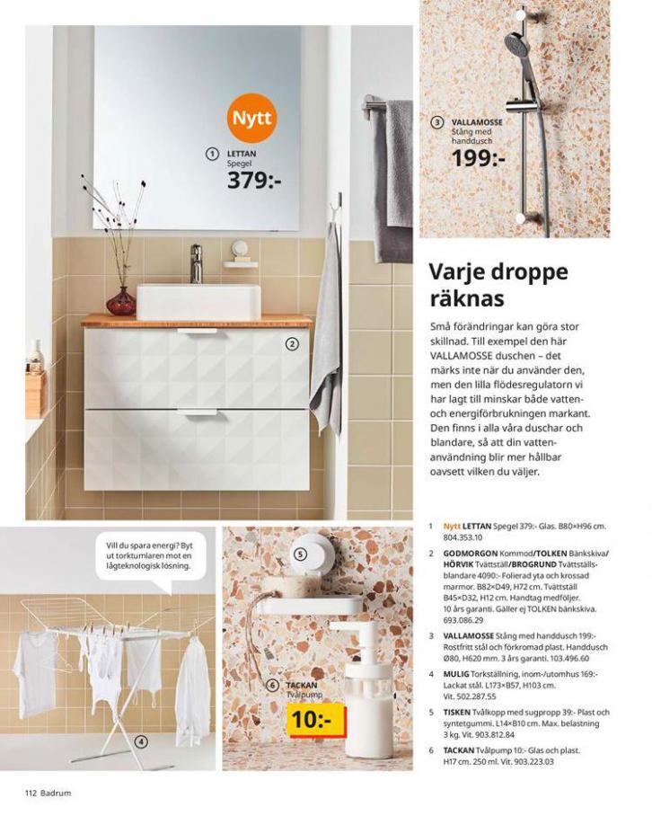 IKEA Katalogen 2020 . Page 112