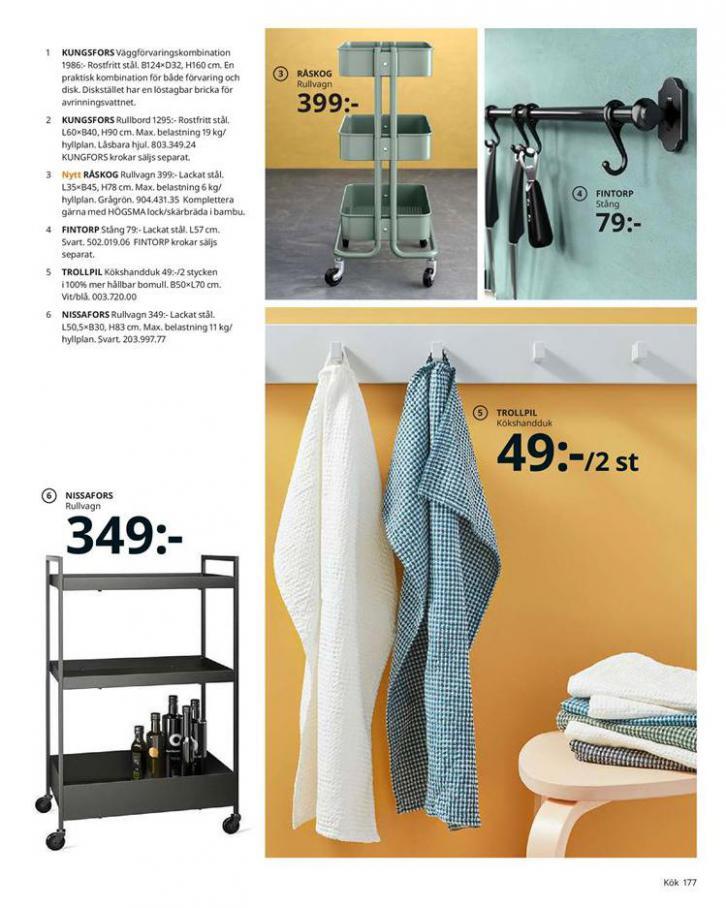 IKEA Katalogen 2020 . Page 177