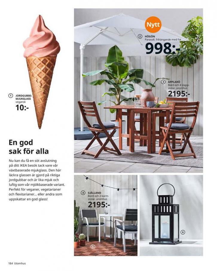 IKEA Katalogen 2020 . Page 184
