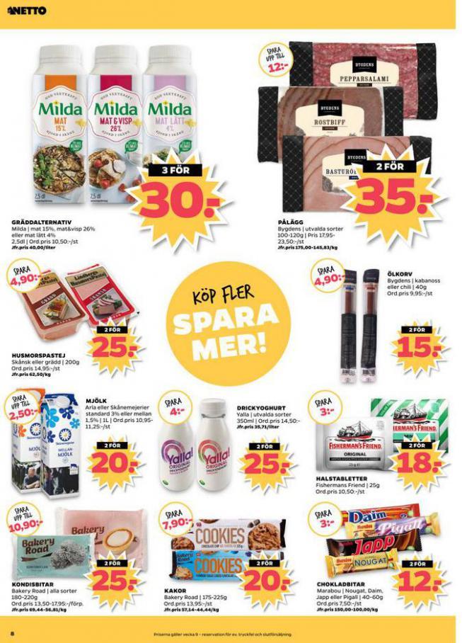 Nettobladet v9 2020 . Page 8