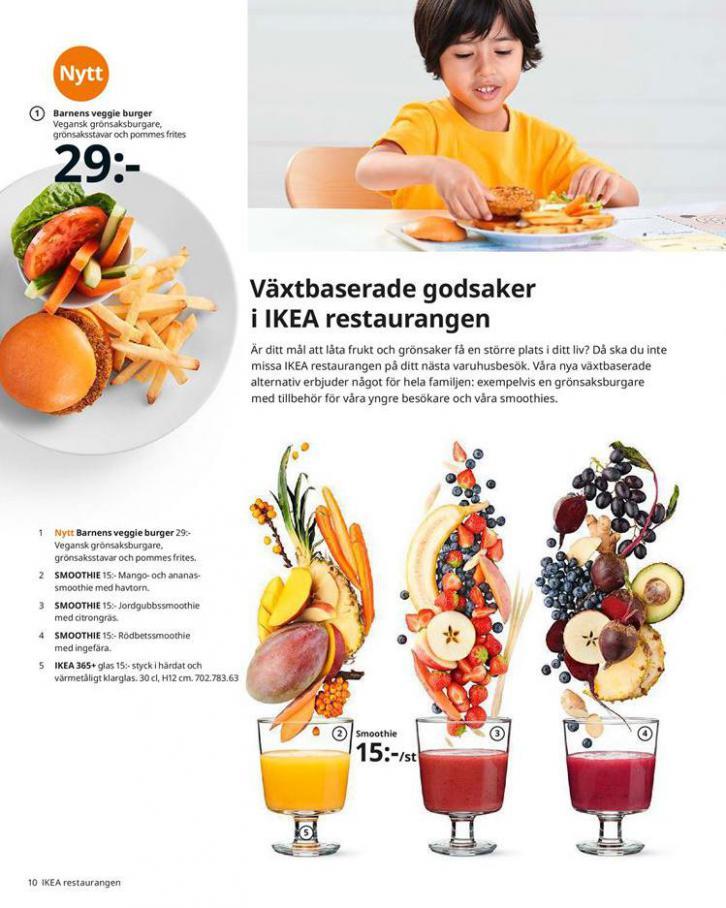 IKEA Katalogen 2020 . Page 10