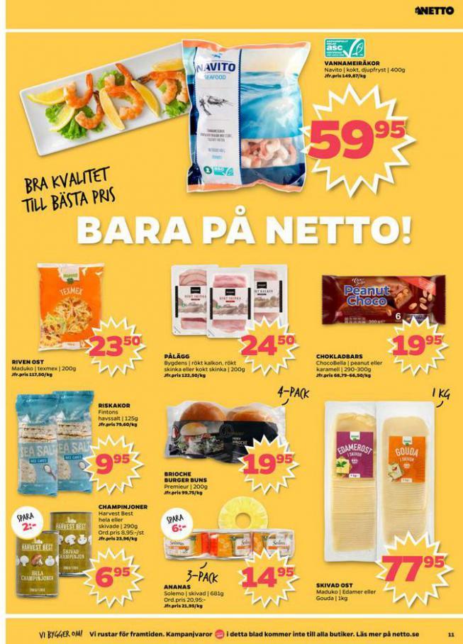 Nettobladet v9 2020 . Page 11