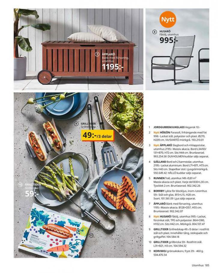 IKEA Katalogen 2020 . Page 185