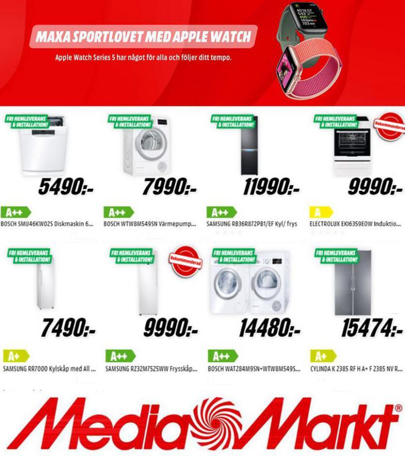 Media Markt Erbjudande Kampanjer . Media Markt (2020-03-31-2020-03-31)