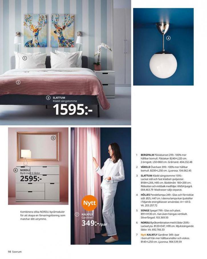 IKEA Katalogen 2020 . Page 98