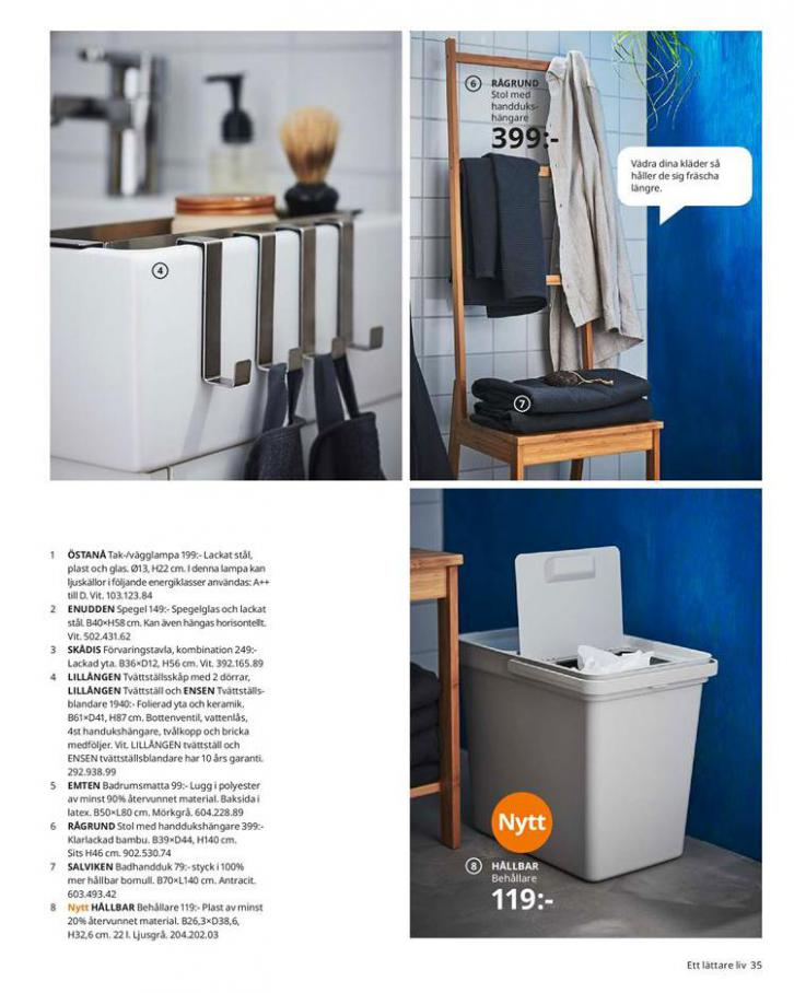 IKEA Katalogen 2020 . Page 35
