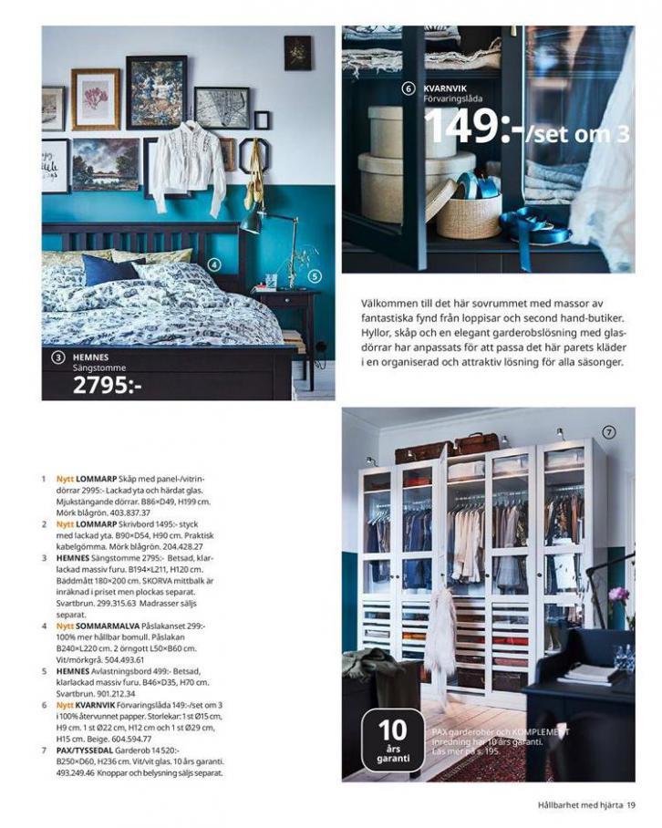 IKEA Katalogen 2020 . Page 19