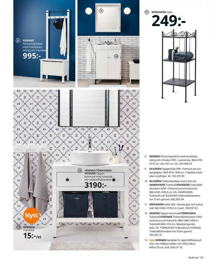 IKEA Katalogen 2020 . Page 115