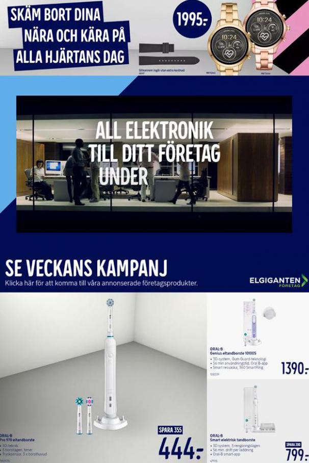 Elgiganten Erbjudande Boka Online, Hämta I Butik . Page 11
